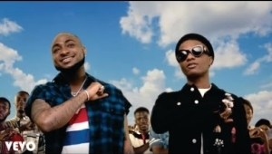 Davido - Naija All The Way Ft. Wizkid